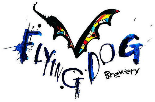 Flying Dog Alpha Initiative #01 beer Label Full Size