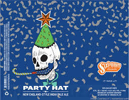 Image result for sixpoint party hat ipa