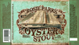 Fordham Rosie Parks Oyster Stout beer