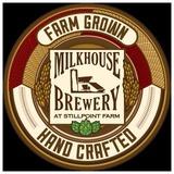Milkhouse Peach Farmhouse beer