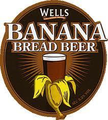Wells Banana Bread Beer beer Label Full Size