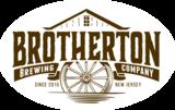 Brotherton Pine Barrens Pilsner beer