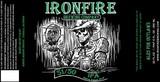 Ironfire 51/50 IPA beer