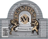Firestone Walker's 16th Anniversary Ale Beer