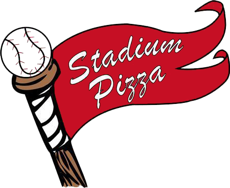 Stadium Pizza Home Team Imperial Porter beer Label Full Size