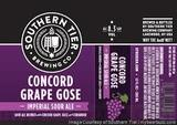 Southern Tier Concord Grape Gose beer