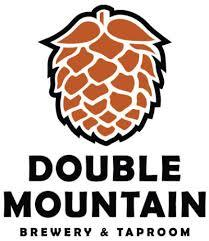 Double Mountain A Zone IPA beer Label Full Size