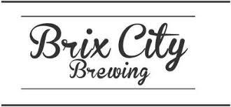 Brix City Coconut Authority beer Label Full Size