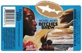 Dogfish Head Barrel Aged Bitches Brew beer