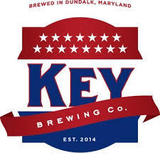 Key Brewing Across The Tracks beer