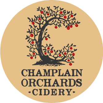 Champlain Orchards Murray beer Label Full Size