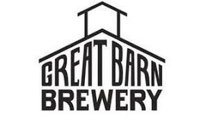Great Barn George Slept Here beer Label Full Size