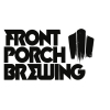 Front Porch Reverse Mermaid beer Label Full Size