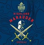 Morgan Territory Highland Marauder beer