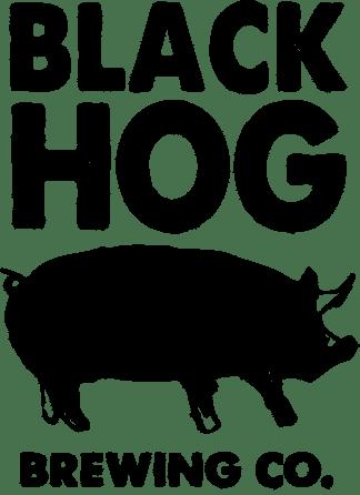 Black Hog Milk Stout Cask w/ Oreo and Kahlua beer Label Full Size