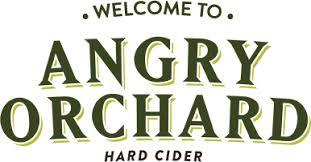 Angry Orchard Rosé beer Label Full Size