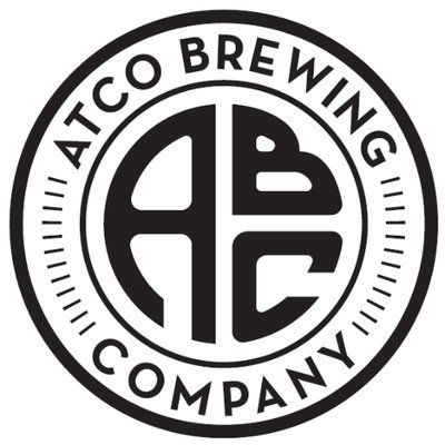 Atco Caboose Juice beer Label Full Size
