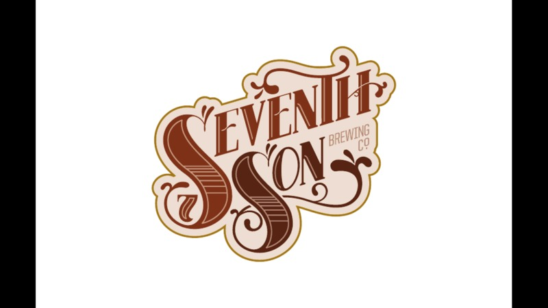 Seventh Son Fox In the Stout Salted Chocolate Stout beer Label Full Size
