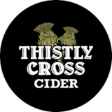 Thistly Cross Real Strawberry Cider Beer