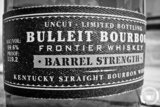 Bulleit Barrel Strength spirit