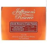 Jefferson's Reserve Groth Cabernet Cask Finished spirit