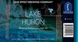 Lake Effect Lake Huron Beer