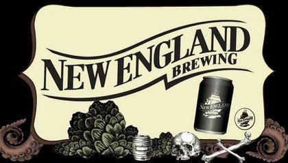 New England Sea Hag IPA beer Label Full Size
