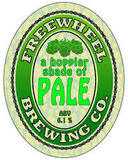 Freewheel A Hoppier Shade of Pale beer
