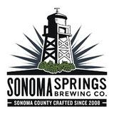 Sonoma Springs Zeus Beer