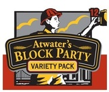 Atwater Block Party beer