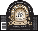 Firestone Walker's 15th Anniversary Ale Beer
