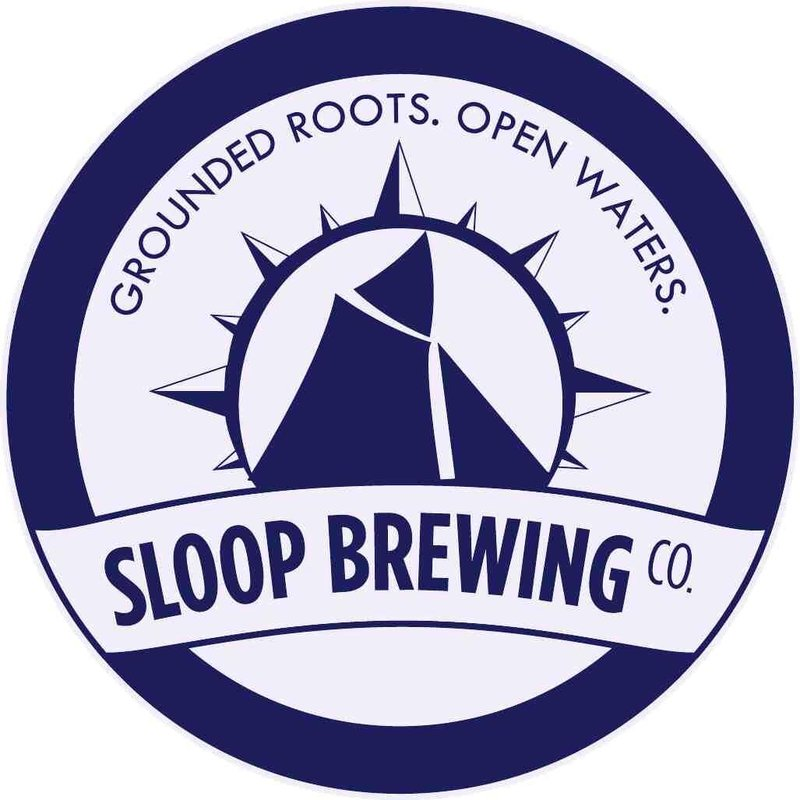 Sloop DDH Green Islands beer Label Full Size