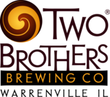 Two Brothers In The Dark Blackberry Beer