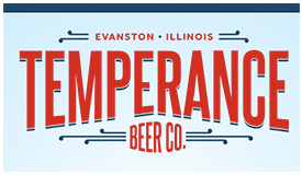 Temperance Might Meets Right Cocoa Hazelnut beer Label Full Size