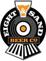 Eight & Sand Dunk's Plan beer Label Full Size