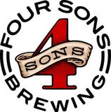 4 Sons Surf City Pale Ale Beer