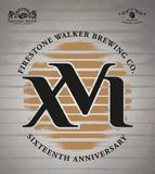 Firestone Walker Anniversary Ale XVI beer