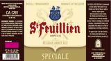 St. Feuillien Speciale 2008 beer