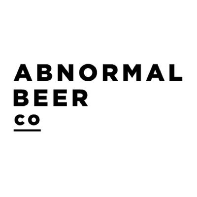 Abnormal Abnormalweiss beer Label Full Size