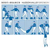 Hudson Valley An Outstanding Contribution to the Historical Process (Root + Branch Collab) beer