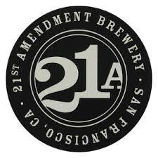 21st Amendment Baby Horse beer Label Full Size