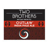 Two Brothers Outlaw Mosaic beer
