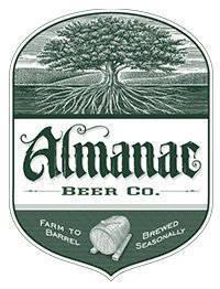 Almanac Biere de Chocolat beer Label Full Size