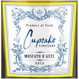 Cupcake Moscato D'Asti wine