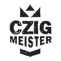 Czig Meister The Miner beer Label Full Size