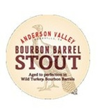 Anderson Valley Wild Turkey Bourbon Barrel Stout Beer