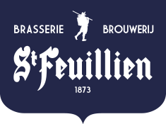 St. Feuillien Saiosn beer Label Full Size
