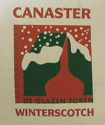 Glazen Toren Canaster Winterscotch Beer