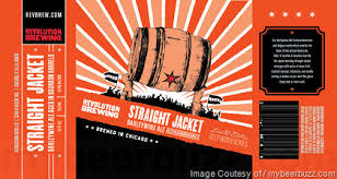 Revolution Straight Jacket Beer