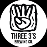 Three 3s Hullabaloo IPA Beer
